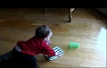 สอนเด็กทำงานบ้าน