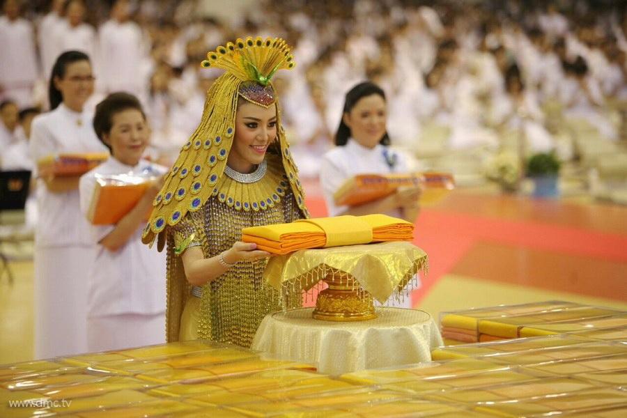 Kathina The Splendid Robe Offering Ceremony Sunday 2 November