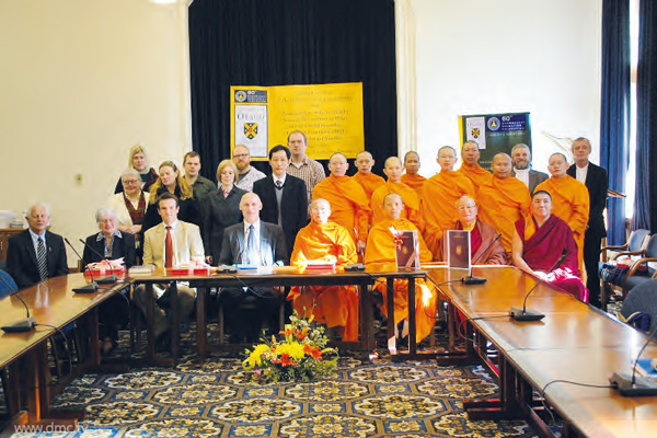 การลงนามสัญญาความร่วมมือทางวิชาการระหว่างสถาบันดีรี กับมหาวิทยาลัยโอทาโก นิวซีแลนด์