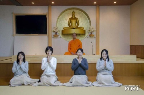 Weekend Meditation Retreat for Japanese