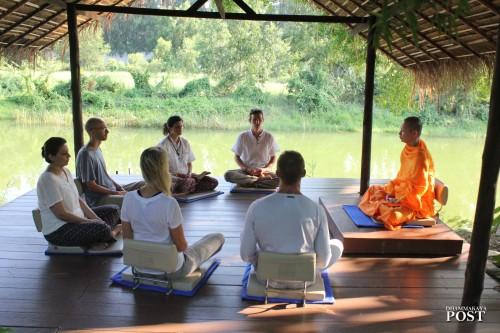 International Middle Way Three-Day Meditation retreat