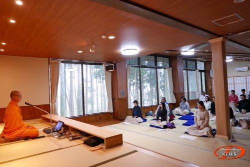 Weekend Meditation for Locals // Nov. 18-20, 2016 - Japanese Meditation Village