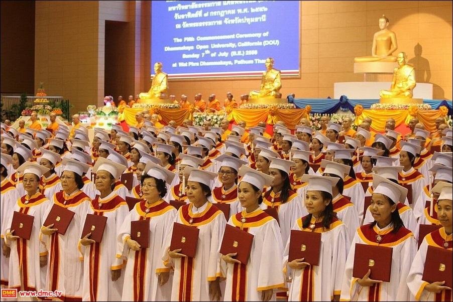 Dhammakaya Open University (<a href=http://www.dmc.tv/search/dou title='DOU' target=_blank><font color=#333333>DOU</font></a>)