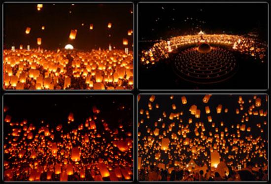 วันลอยกระทง 28 พฤศจิกายน 2555 ประเพณีและประวัติวันลอยกระทง