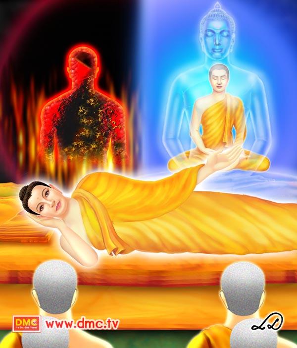 ประวัติพระพุทธเจ้า - ปัจฉิมโอวาท