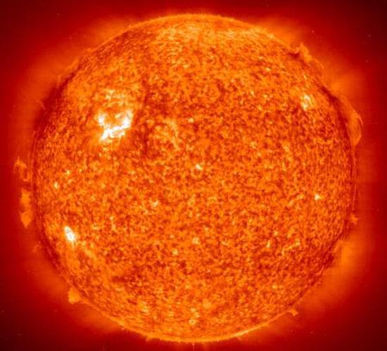 ดวงอาทิตย์ มีส่วนในการเกินไฟประลัยกัลป์ล้างโลก