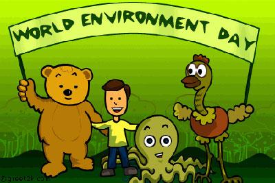 วันสิ่งแวดล้อมโลก World Environment Day