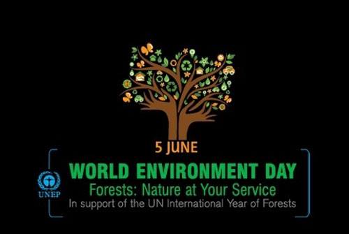 5 มิถุนายน วันสิ่งแวดล้อมโลก World Environment Day
