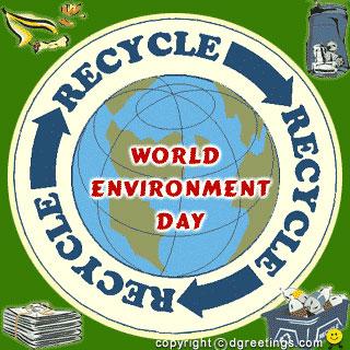World Environment Day วันสิ่งแวดล้อมโลก