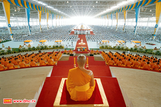 8th September 2014 is the Dhammakaya Master Day