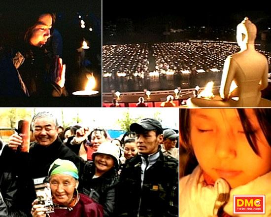วัดพระธรรมกายจัดงาน<a href=http://www.dmc.tv/pages/buddha_biography/Vesak_Day_Lord_Buddha_Day.html title='วิสาขบูชา' target=_blank><font color=#333333>วิสาขบูชา</font></a>ที่ประเทศมองโกเลีย