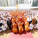 Initial Foundation Pile Driving Ceremony to Inaugurate Wat Phra Dhammakaya Singapore