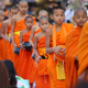 Great Offering in Southern Thailand: 15th Alms Offering to 10,000 International Monks in Hat Yai