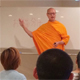 Meditation Session and Dhamma Sermon, Tokyo, Japan.