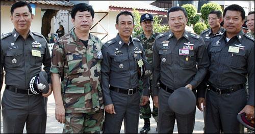 โครงการบรรพชาอุปสมบทหมู่ ข้าราชการทหารตำรวจ