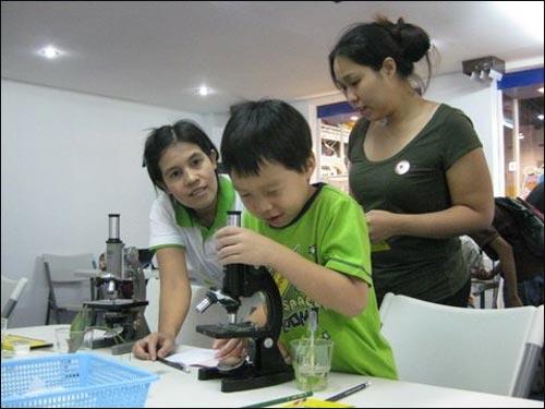 กิจกรรมวันงานวันวิทยาศาสตร์แห่งชาติ 2554