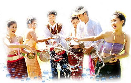 ประเพณี สงกรานต์ ของไทย