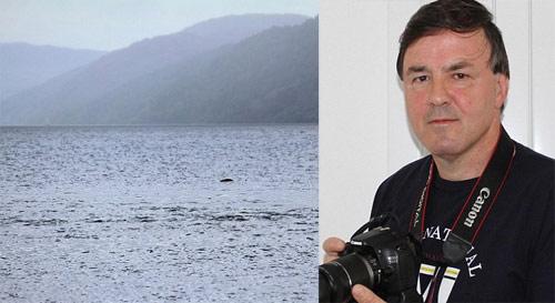 วิลเลี่ยม โจบส์ ผู้บันทึกภาพ เนสซี (Nessie)