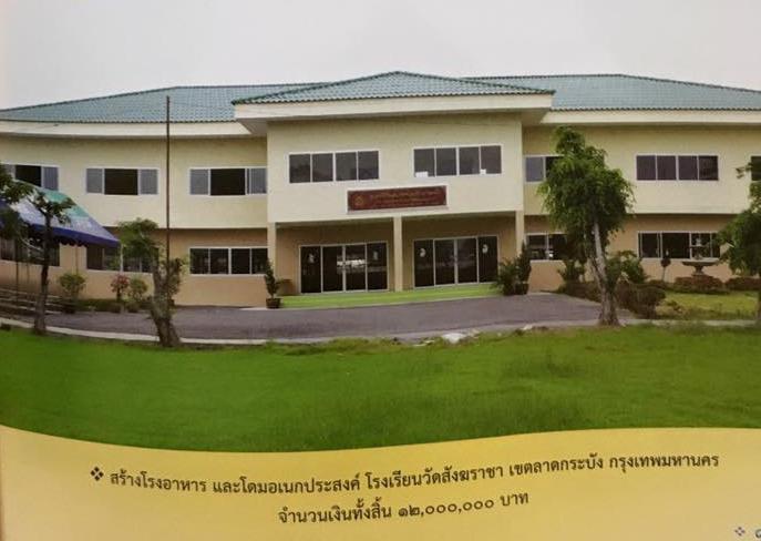 สมเด็จพระมหารัชมังคลาจารย์ งานด้านสาธารณูปการ