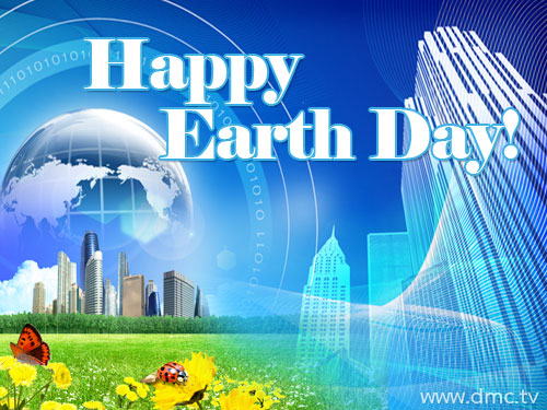 วันคุ้มครองโลก Earth Day 22 เมษายน