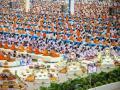 ทบทวนบุญวันสมาธิโลก 2557 ณ วัดพระธรรมกาย